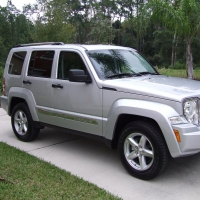 Our Jeep Liberty
