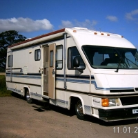 1988 Coachmen Classic 32ft