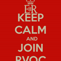keep calm and join rvoc